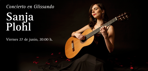 "Image for Sanja Plohl show: guitar recital ""Homenajes"" (""Tributes"")"